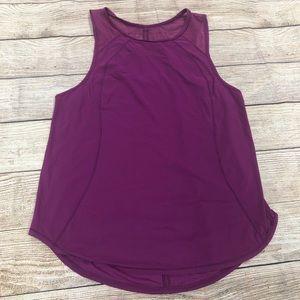 Lululemon Top Purple Size 6